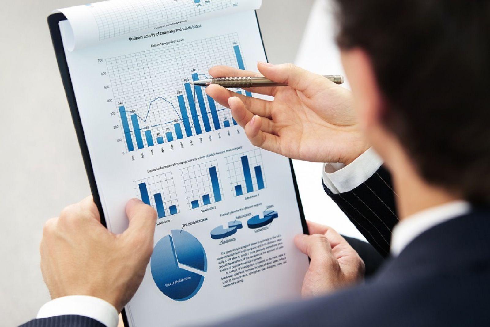 построение финансовой модели